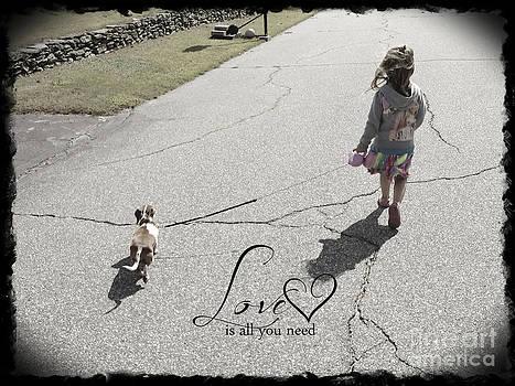 Brenda Giasson - Puppy Love