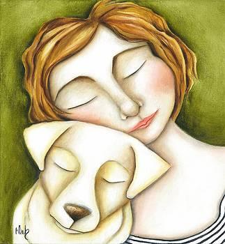 Puppy Love by Deb Harvey