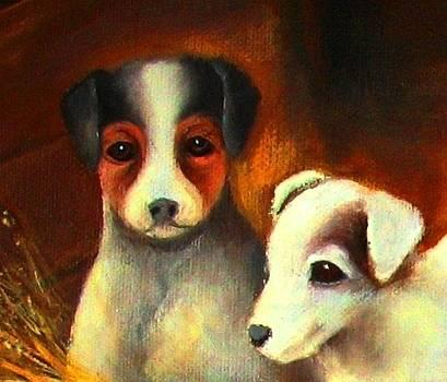 Hazel Holland - Puppy Love 1