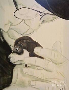 Puppy Love by JackieO Kelley