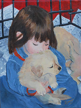 Puppy Love by Marcy Silverstein