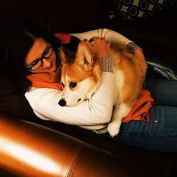 Puppy Love. @paulineua #love #puppy by J Amadei