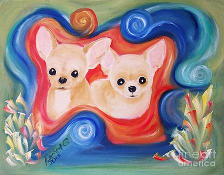 Puppy Love by Rachel Carmichael