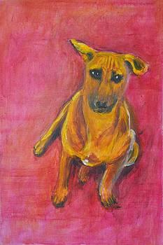 Usha Shantharam - Puppy Love