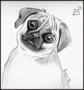 Puppy  by Poornima M