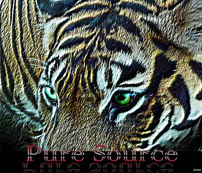 Pure Source - Tiger by WDM Gallery