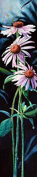 Hanne Lore Koehler - Purple Cone Flower 2