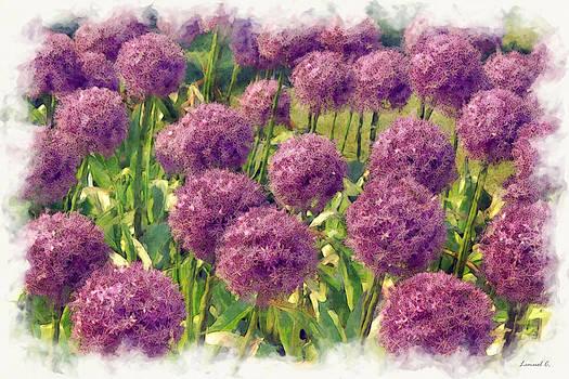 Purple Cure by Lemuel Conde