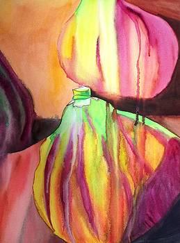 Purple Figs by Sacha Grossel