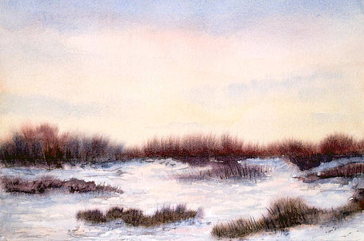 Purple Haze by Vikki Bouffard