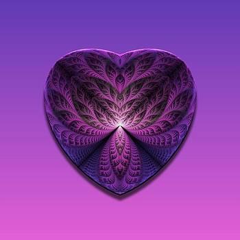 Purple Heart by Lyle Hatch