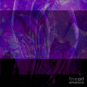 Purple Majesty by Mahnaz Ahmed