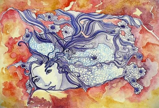 Purple by Melina Ester Scotte