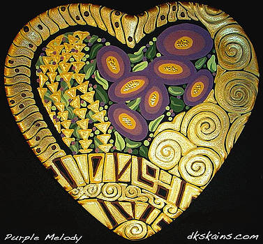 Dorinda K Skains - Purple Melody