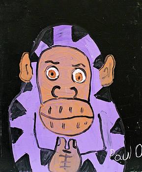 Paul O - Purple Monkey