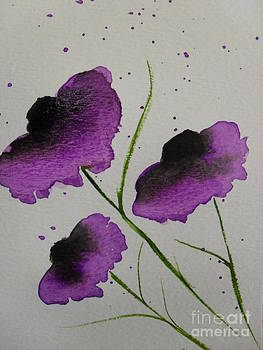 Purple Passion by Ginny Youngblood