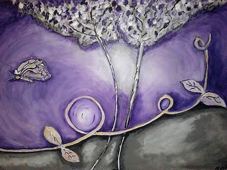 Purple Place by Feyi K Okwudibonye