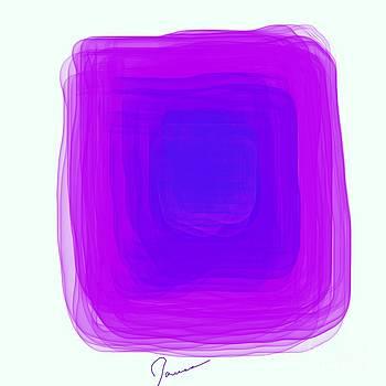 James Eye - Purple Prism