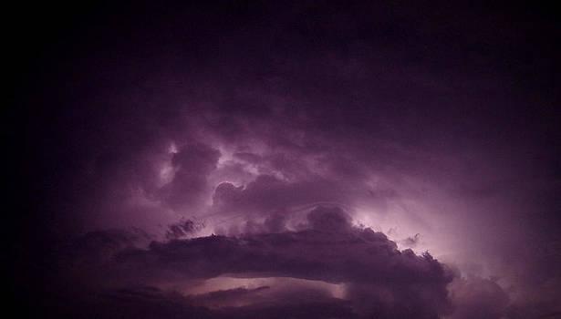 Purple Rage by Jessica Yudis