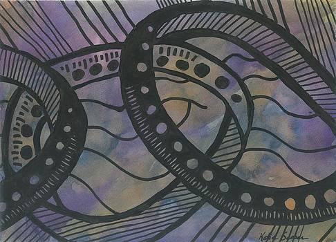 Purple Rings by Katie Sasser