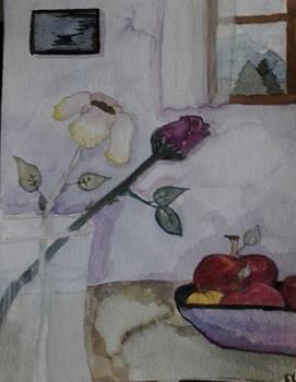 Purple Room by E S Cobb