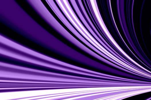 Purple Shades by Eleni Michael