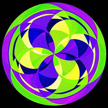Purple to Green by Joel Kahn