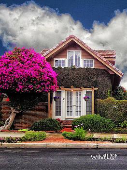 Purple Tree by Bob Winberry