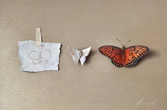 Pursuit of a dream by Elena Kolotusha