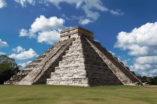 Jo Ann Snover - Pyramid of Kukulcan