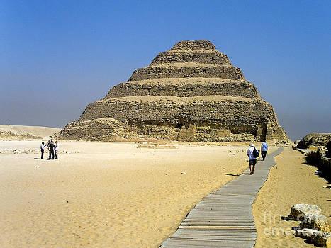 Pyramid Path by Don Kenworthy