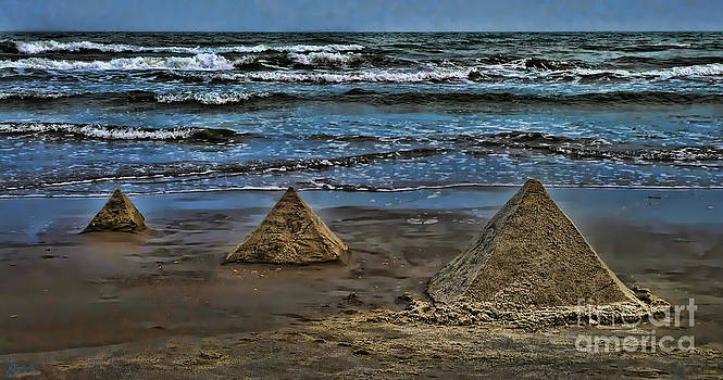 Pyramids by Jeff Breiman