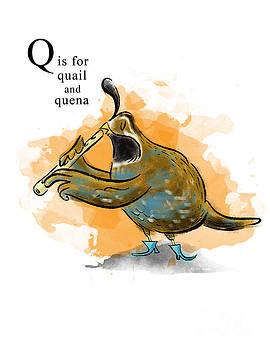 Q is for Quail by Sean Hagan