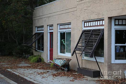 Quaint Store Abandoned by Light Rapture