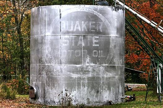 Quaker State by Michael Allen