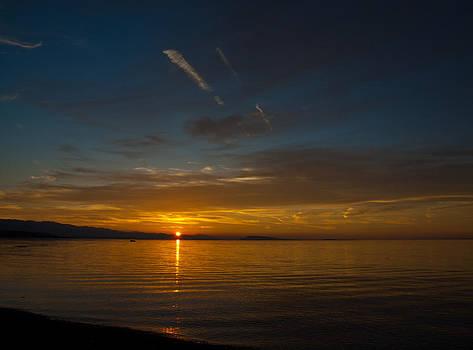 Randy Hall - Qualicum Sunset II