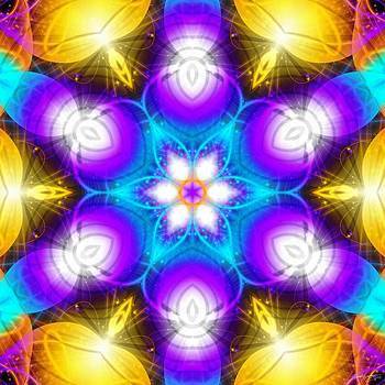 Quantum Lightforce by Derek Gedney