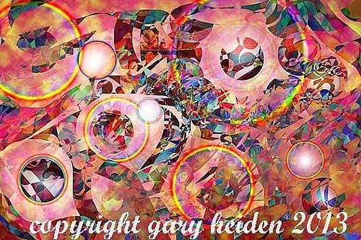 Quantum Spheres by Gary Heiden