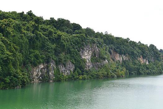 Quarry Lake by Tim Toomey
