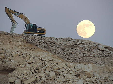 Quarry Moon by Heather Gordon