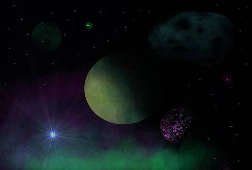 Quasar by Ricky Haug