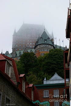 Tannis  Baldwin - Quebec City