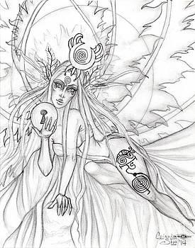 Queen Aene by Coriander  Shea