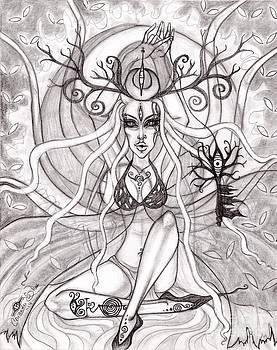 Queen Aeranelii by Coriander  Shea