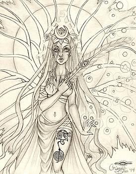 Queen Altheia by Coriander  Shea