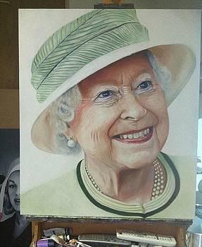 Queen  by Badmus Oluwaseun