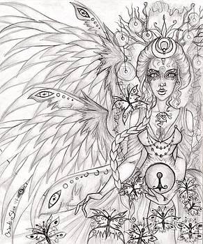 Queen Caer' Delii by Coriander  Shea