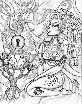 Queen Haelane by Coriander  Shea