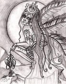 Queen I' Eloraii by Coriander  Shea