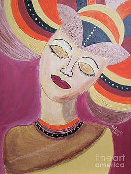 Queen by Julie Crisan